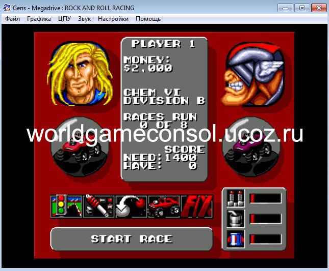 Игры для Sega Mega Drive - Каталог файлов - The world of ...